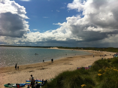 Webcam pour Beadnell Bay